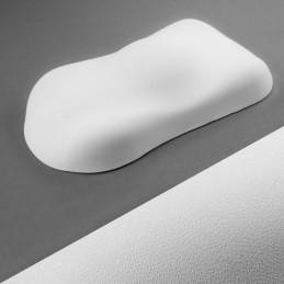 BLANC  MICRO  DIAMANT vinyle autocollant pour covering design meuble, décoration maison