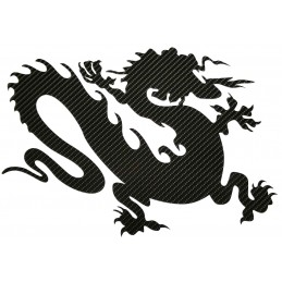 STICKERS  : DRAGON JAPON