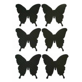 STICKERS  : PAPILLON