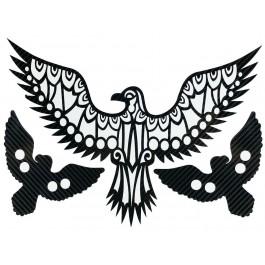 STICKERS  : Aigle royal tribal