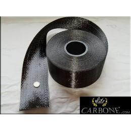 Bande de tissus de carbone