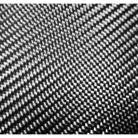 Tissus de carbone : Sergé 250g/m²