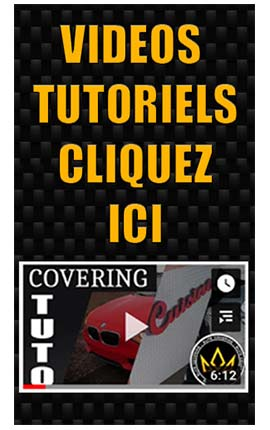 Tuto vidéo: Comment poser un covering